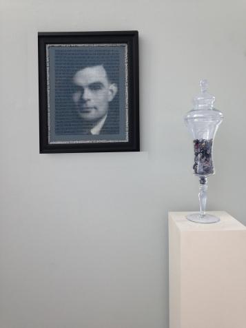 Alan Turing Thesis Show