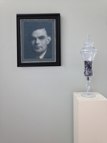 Alan Turing Thesis Show